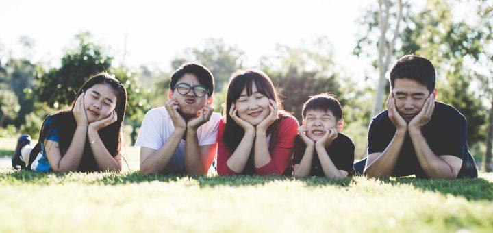 A prayer over family welfare