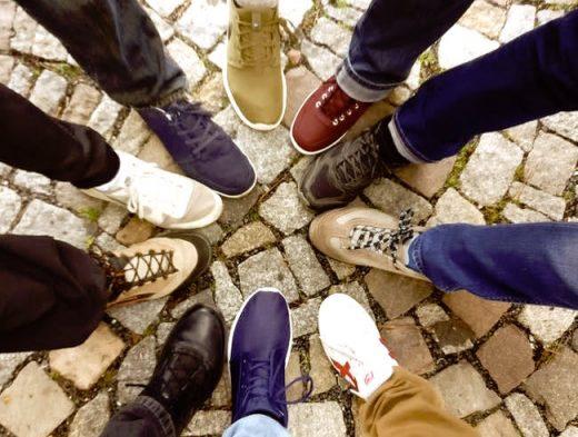 Image for blog on Prayer walking