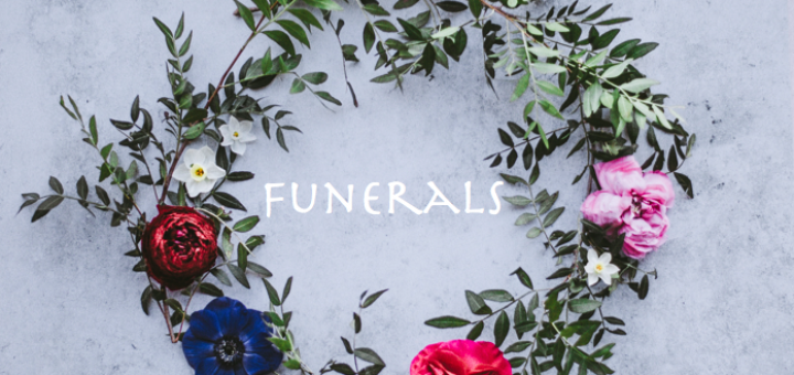 Image for A biblical understanding of death and funeral rites