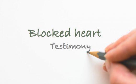 Image for Jesus softens businessman's heart
