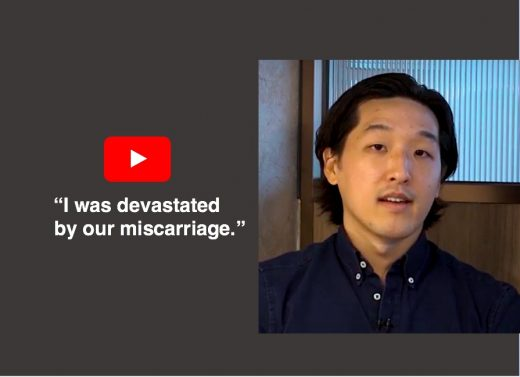 Image for Andrew Choi's testimony on miscarriage